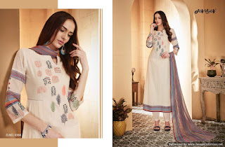Jay Vijay Ehsaas cotton Suits Summer collection