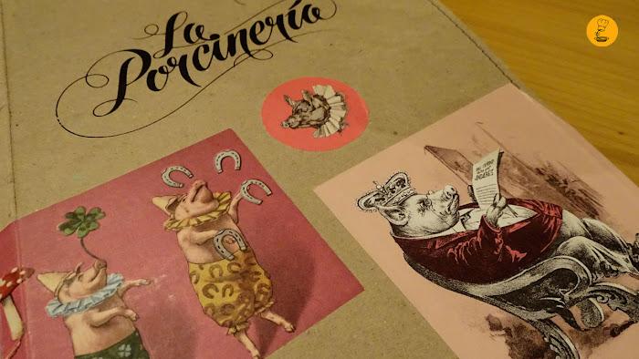 Carta de La Porcinería, Carta de La Porcinería Madrid