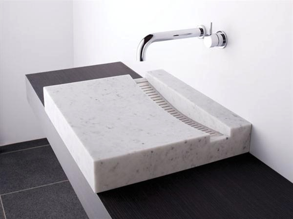 Simple Marble Great Sinks! Home Decor
