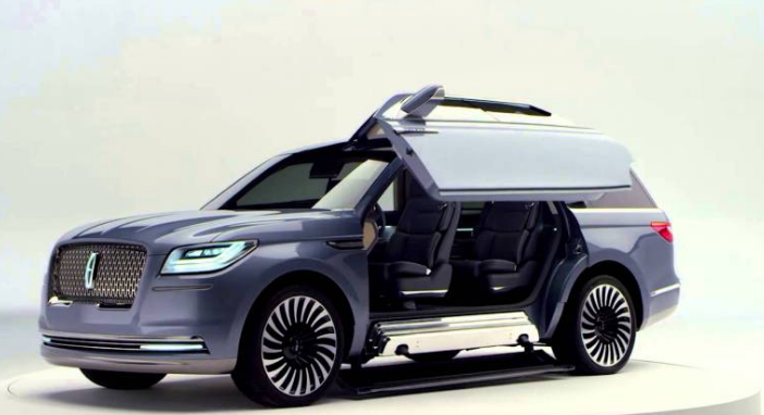 2017 Lincoln Navigator Release Date And Price