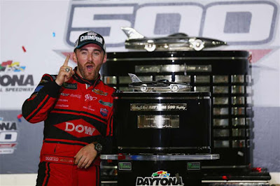 Austin Dillon's Daytona 500 Victory is an Extended Family Affair - #NASCAR