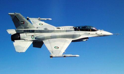 F-16F Block 60