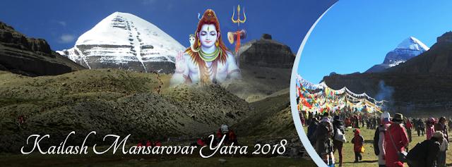 Kailash Mansarovar Yatra 2018