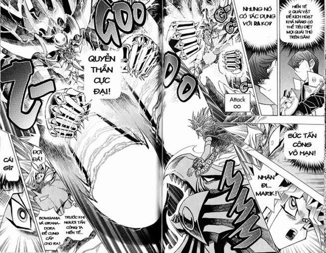 YUGI-OH! chap 275 - chỉ 1 điểm gốc trang 3