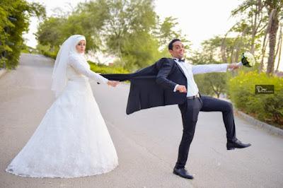 Lina & Eslam's Wedding