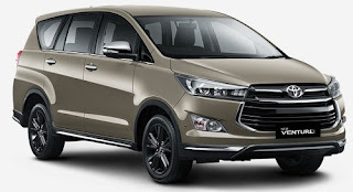 Harga Toyota Venturer Avant Garde Bronze di Pontianak
