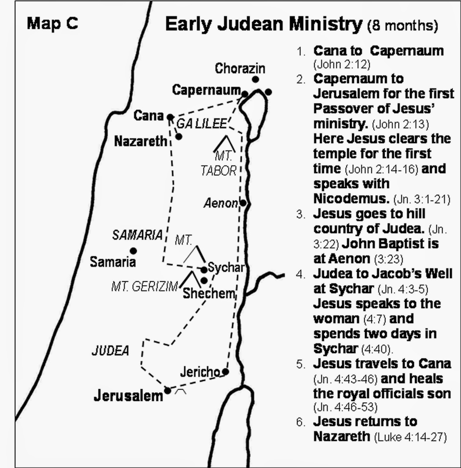 Wings Of Truth Bible Study: John 4