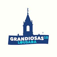 Logotipo das Grandiosas Festa de Nosso Senhor dos Aflitos em Lousada