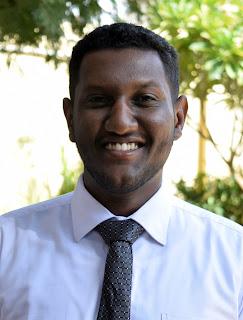 Omar NAGI, IYF Representative in Sudan