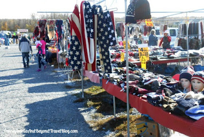 Green Dragon Flea Market in Ephrata Pennsylvania