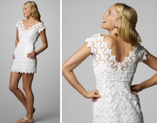 Lilly Pulitzer Does Bridal