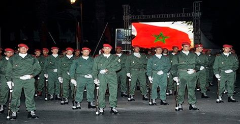 القوات المسلحة الملكية إعلان الولوج إلى صفوف الحرس الملكي بالمستوى الدراسي السابعة إعدادي