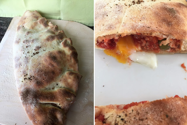 Pizza Calzone, mein Favorit
