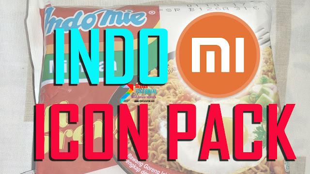 Indomie Icon Pack Theme Miui Icon Wajib Buat Para Anak Kos - Tested Miui 9.5 di Xiaomi Mi5 PRO