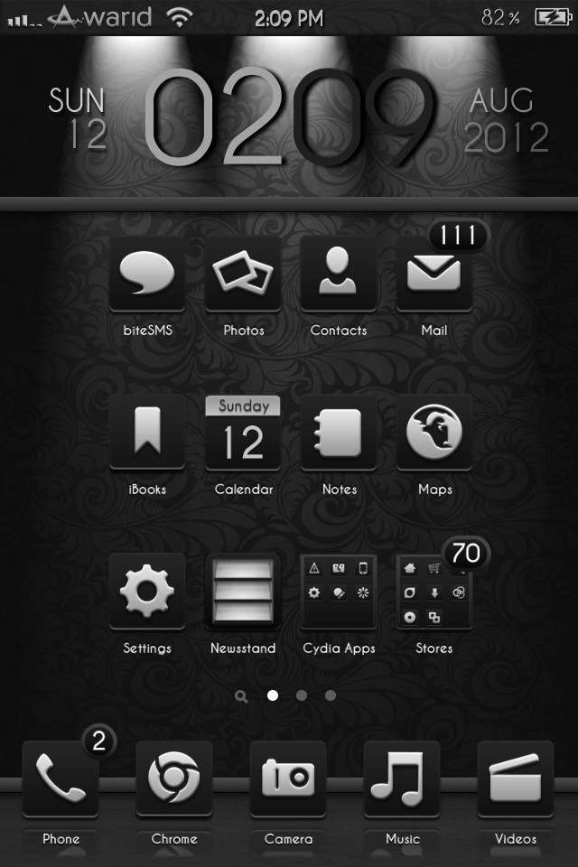 Lock Screen Wallpaper Iphone 4s Lindo Dark Hd For Iphone 4s Theme Free Iphone Themes