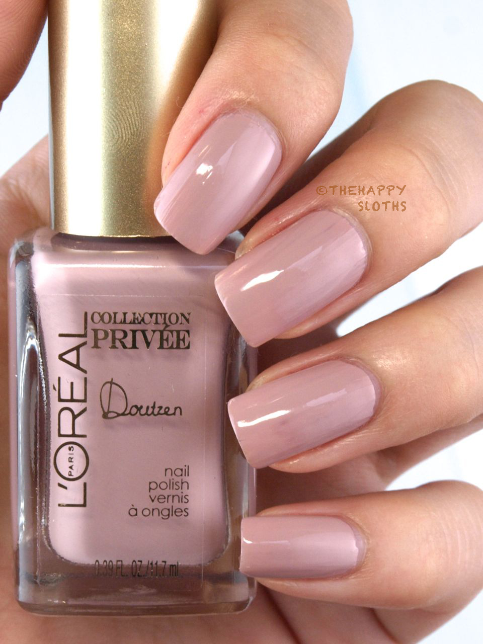 L'Oreal Exclusive Nudes Collection By Color Riche Nail