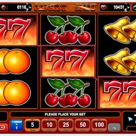 Lucky Hot Online Slot