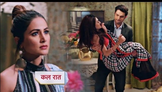 Mindblowing Twist : Angry Anurag holds Prerna in lap makes moment of love in Kasautii Zindagii Kay 2