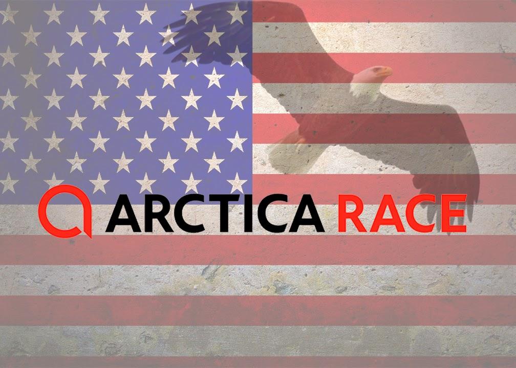 Arctica Race Flag Eagle