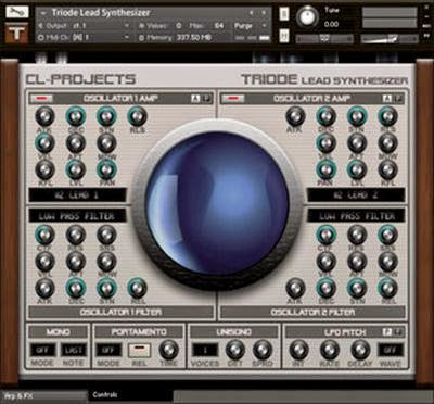 CL-Projects Triode KONTAKT