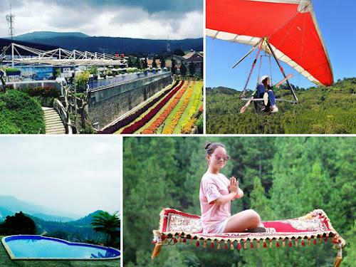 Tempat wisata yang lagi ngehits di Bandung