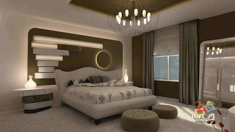تشكيلة من أجمل صور ديكورات غرف نوم   أفانا