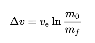 Tsiolkovsky rocket equation