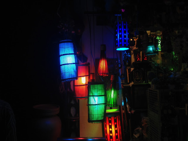 Hand made light