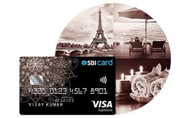sbi online banking, SBI Cards