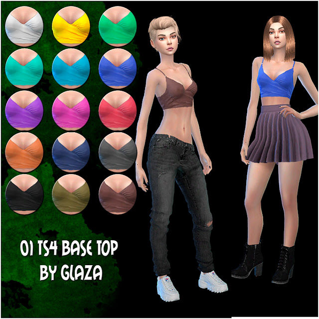 01 ts4 base top от glaza