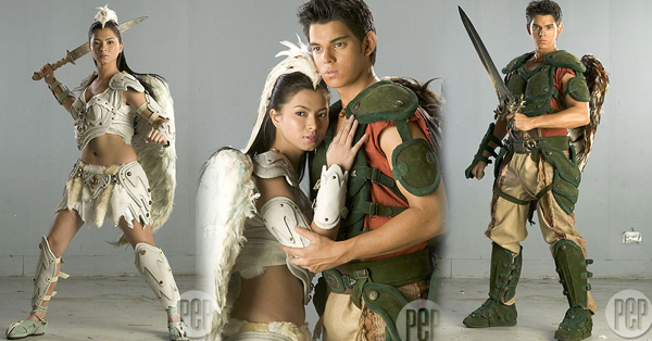 THROWBACK: This Is Angel Locsin And Richard Gutierrez In Mulawin, 14 Years Ago