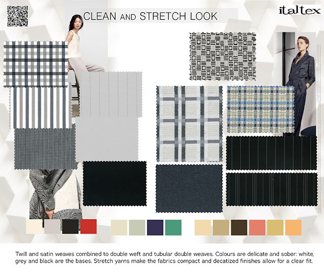Spring Summer 2020 Fabric Trends.Italtex Srl Fabric And Color Trend Books Womenswear