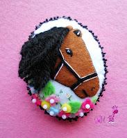 caballo-fieltro