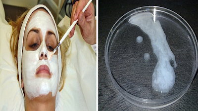 Look How Sperm Face Masks Can Make You Look Young