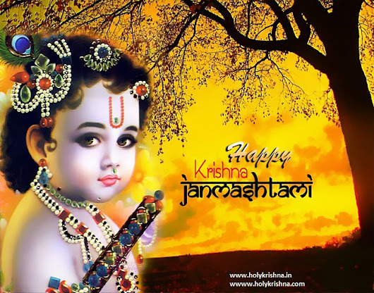 Radhe Krishna: Wishing You and Your Family Happy Janmasthami