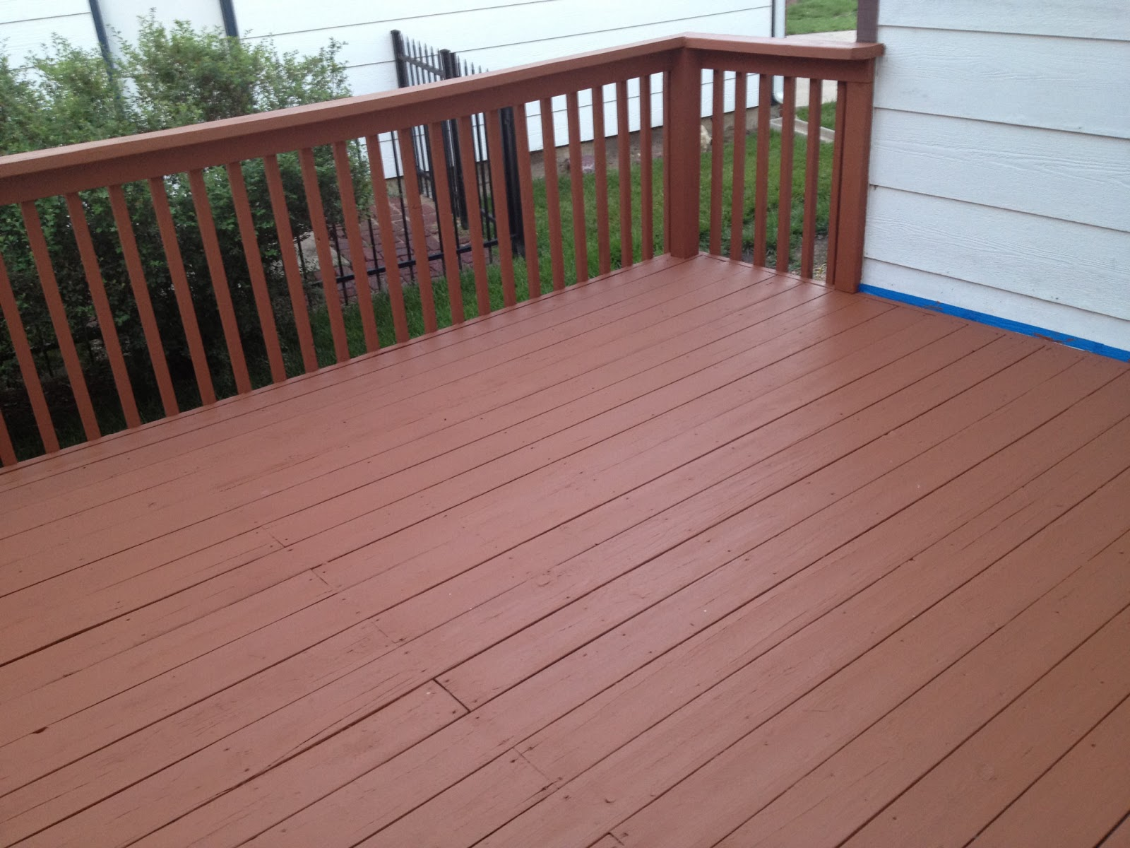 Handy in KS Behr Deckover Review