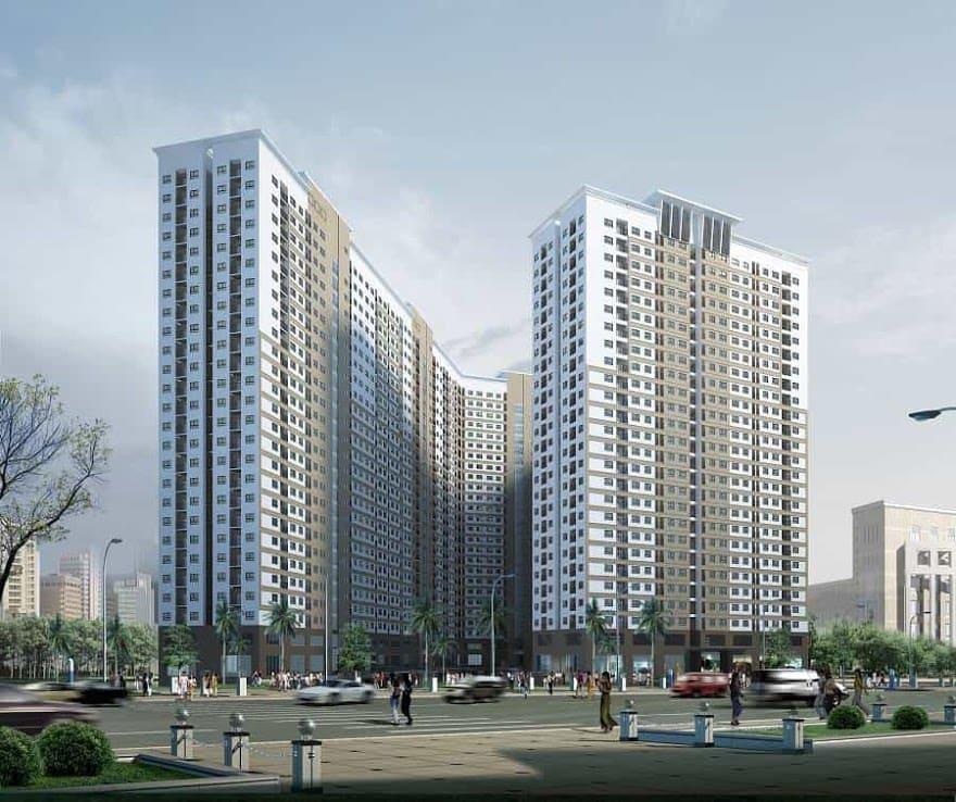 Hình ảnh dự án Xuân Mai Complex
