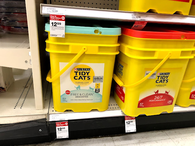 Shop for TIDY CATS Free and Clean at Target