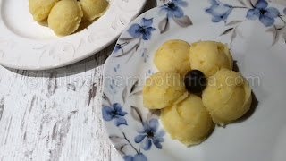 Картофено пюре с масло - рецепта