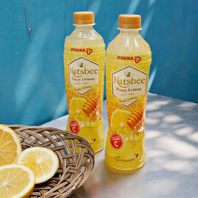 Yuk  Bersihkan Hari Aktifmu dengan Madu dan Lemon