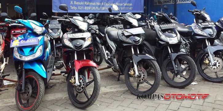 Pilihan Motor Bekas Second Harga 1,2,3,4,5 Jutaan Cash dan ...