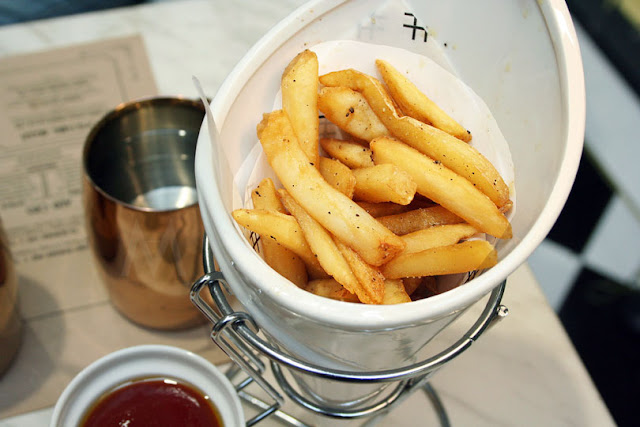Pound by Todd English SM Megamall Truffle Fries