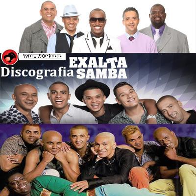 DO CD EXALTASAMBA AO BAIXAR VIVO 2010 NOVO