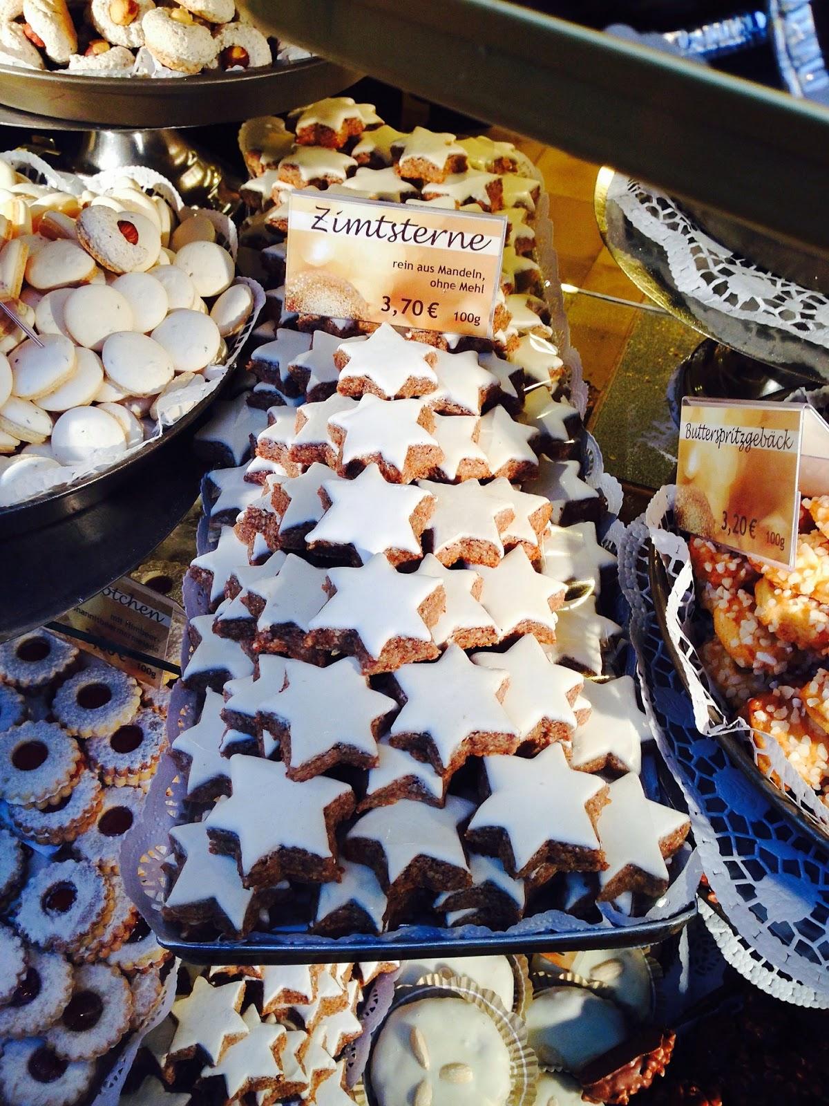 Espresso Cinnamon Stars Zimtsterne Diary Of A Mad Hausfrau