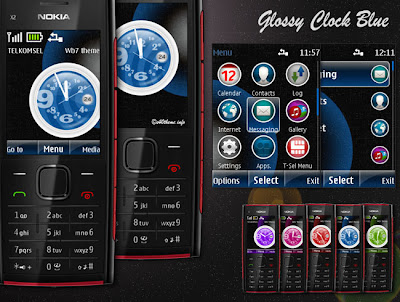 blue,clock,glossy,clock,theme,x2-00,shiny,240x320,nokia,themes