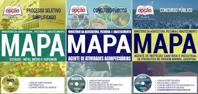 Apostila MAPA Auditor Federal agropecuário 2017