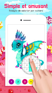 [JEU] Peinture par Numero: Pixel Art [Gratuit] FR-Screenshot-1-%25282%2529