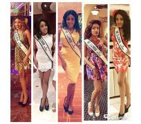 Born in Chicago and from Anambra state, Queen Krystal Okeke who speaks Hause and Igbo languages fluently represented the state of Illinois at the recent Ms USA Universal pageant . ‎Beautiful and lanky Krystal has modeled with various prestigious designers at the Black Women expo, Love Affair Fashion show, Chicago Fashion week etc. She is using this her new status to motivate aspiring Models and beauty queens while appreciating her parents and sponsors as well as her management.