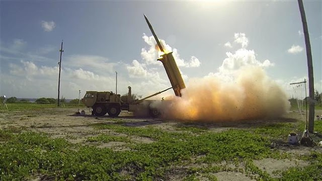 US Missile Defense Agency will test THAAD system in Alaska: Official