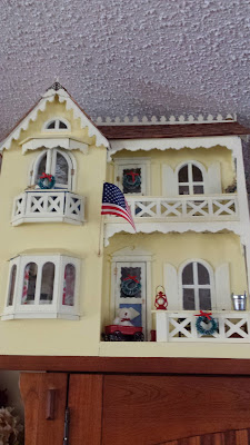 A Minature Victorian Doll House, Living From Glory To Glory Blog